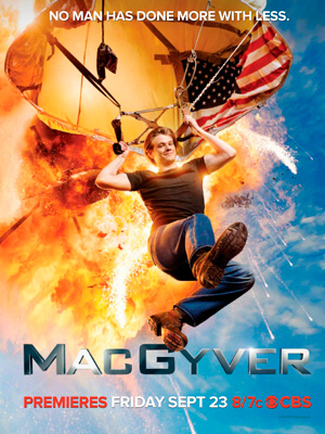 MacGyver season 1 key art CBS channel