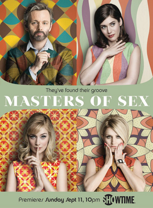 Masters of Sex season 4 poster Showtime channel