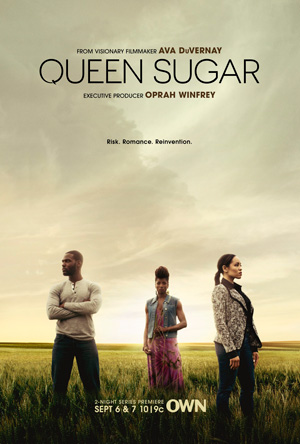 Queen Sugar OWN channel season 1 key art