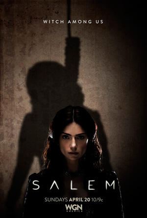 Salem season 1 poster WGN America channel
