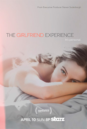 The Girlfriend Experience season 1 poster Starz channel