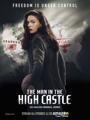 The Man in the High Castle season 1 poster Amazon channel