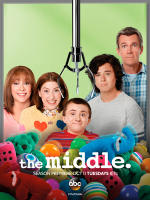 The Middle season 8 poster ABC channel