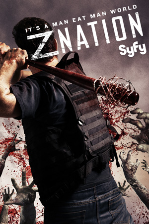 Z Nation season 1 poster SyFy channel
