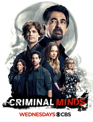 Criminal Minds season 12 poster CBS channel
