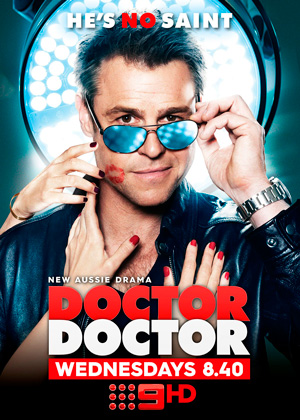 Doctor Doctor season 1 poster Nine channel
