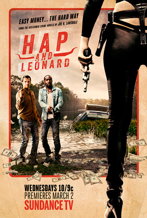 Hap and Leonard season 1 poster SundanceTV channel