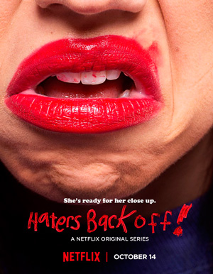 Haters Back Off season 1 poster Netflix channel