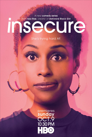 Insecure season 1 poster HBO channel