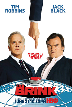 The Brink season 1 poster HBO channel