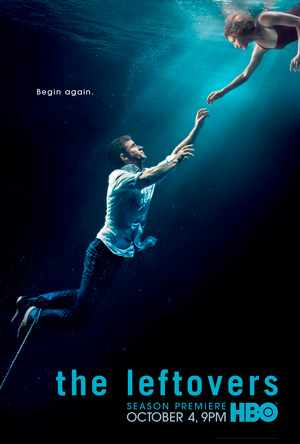 The Leftovers season 2 poster HBO channel