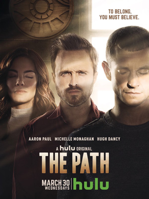 The Path season 1 poster Hulu channel