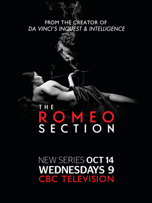 The Romeo Section season 1 poster CBC channel