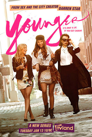 Younger season 1 poster TV Land channel