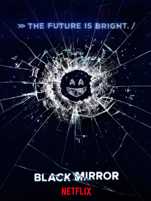 Black Mirror season 3 poster Netflix channel