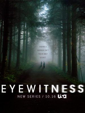 Eyewitness poster season 1 USA Network