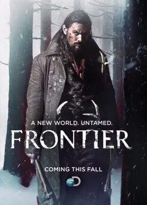 Frontier season 1 poster Discovery channel