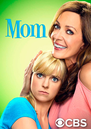 Mom season 4 poster CBS channel