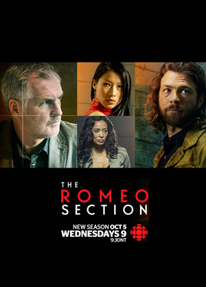 The Romeo Section season 2 poster CBC channel