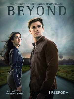 Beyond season 1 poster Freeform channel