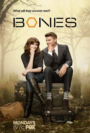 Bones season 8 poster FOX channel