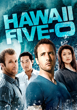 Hawaii Five-0 season 3 poster CBS channel