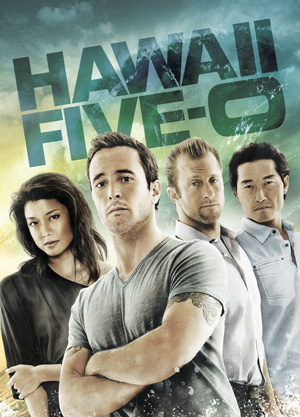Hawaii Five-0 season 4 poster CBS channel