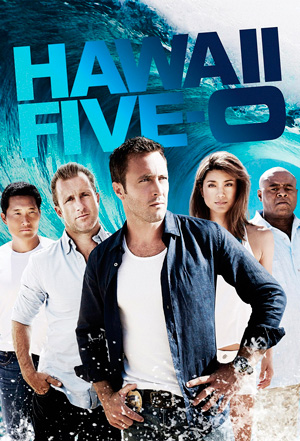 Hawaii Five-0 season 5 poster CBS channel