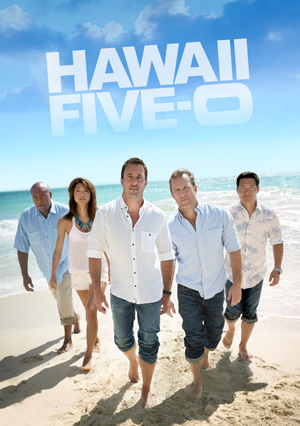 Hawaii Five-0 season 6 poster CBS channel