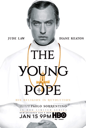 The Young Pope poster season 1 HBO channel