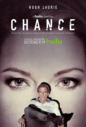 Chance season 1 poster Hulu channel