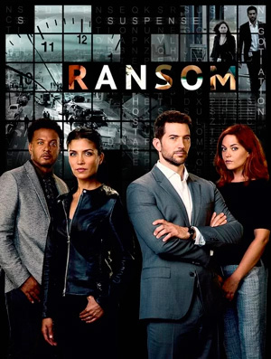 Ransom season 1 poster CBS channel