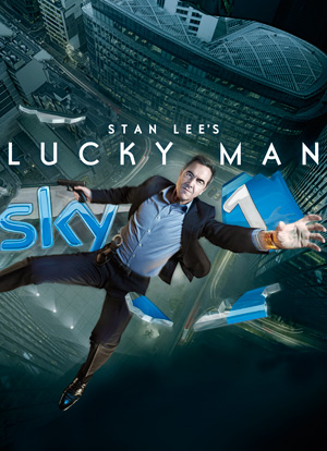Stan Lee's Lucky Man season 1 poster Sky 1 channel