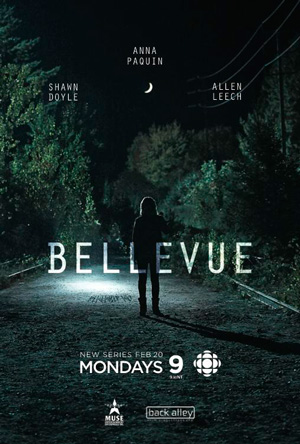 Bellevue season 1 poster CBC channel