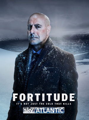 Fortitude season 1 poster Sky Atlantic channel