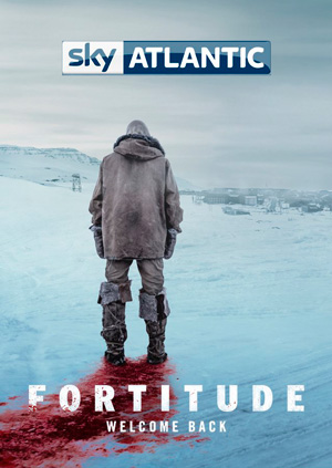 Fortitude season 2 poster Sky Atlantic channel