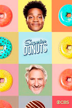 Superior Donuts season 1 poster CBS channel