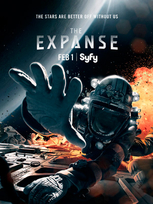 The Expance season 2 poster Syfy channel