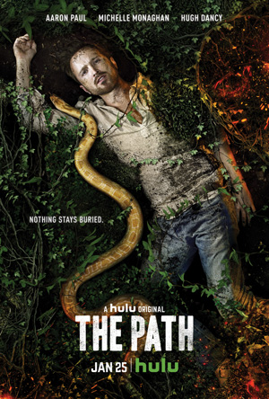 The Path season 2 poster Hulu channel