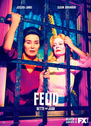 Feud Bette and Joan poster FX channel
