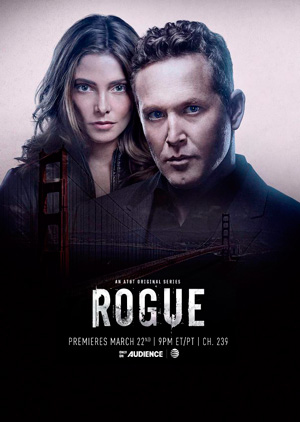 Rogue season 4 poster DirecTV channel