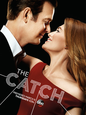 The Catch season 2 poster ABC channel
