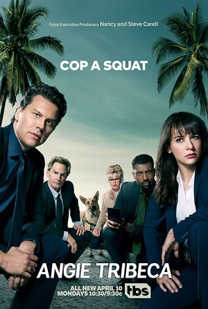 Angie Tribeca season 3 poster TBS channel