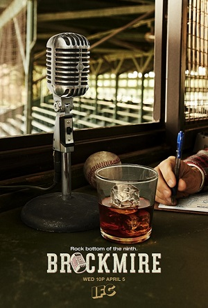 Brockmire season 1 poster IFC channel