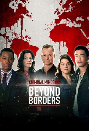 Criminal Minds Beyond Borders season 2 poster CBS channel
