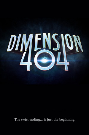 Dimension 404 season 1 poster Hulu channel