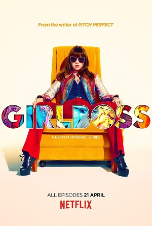 Girlboss season 1 poster Netflix channel