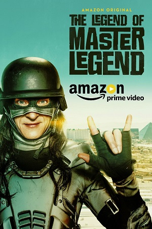 The Legend of Master Legend season 1 poster Amazon Video