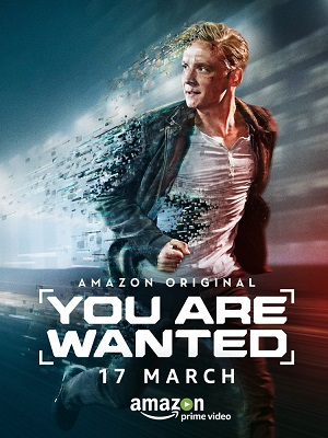 You Are Wanted season 1 poster Amazon Video