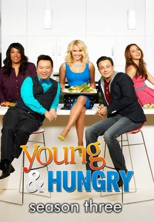 Young & Hungry season 3 poster Freeform channel